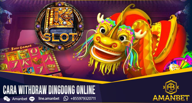 Cara Withdraw Dingdong Online