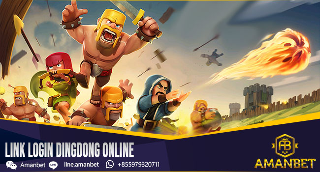 Link Login Dingdong Online