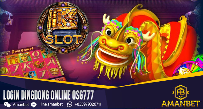 Login Dingdong Online Osg777